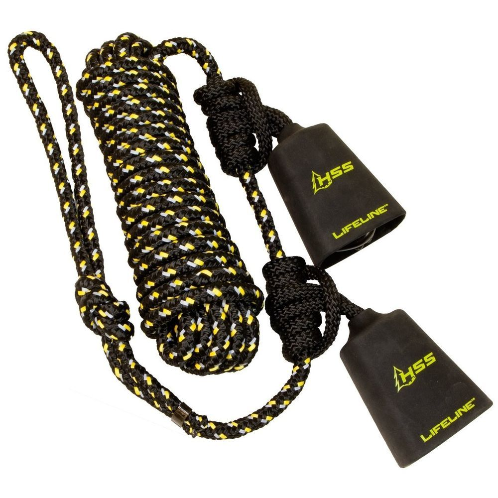 Hunter Safety System Tree Strap Rope Life Line Treestand