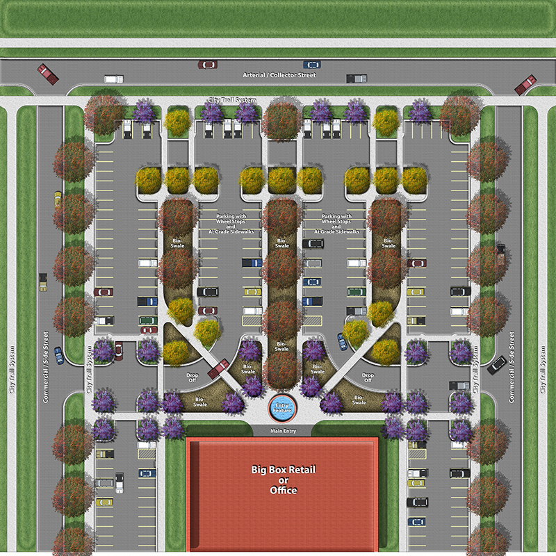 Improve the Common Parking Lot ... in 2020 | Parking ...