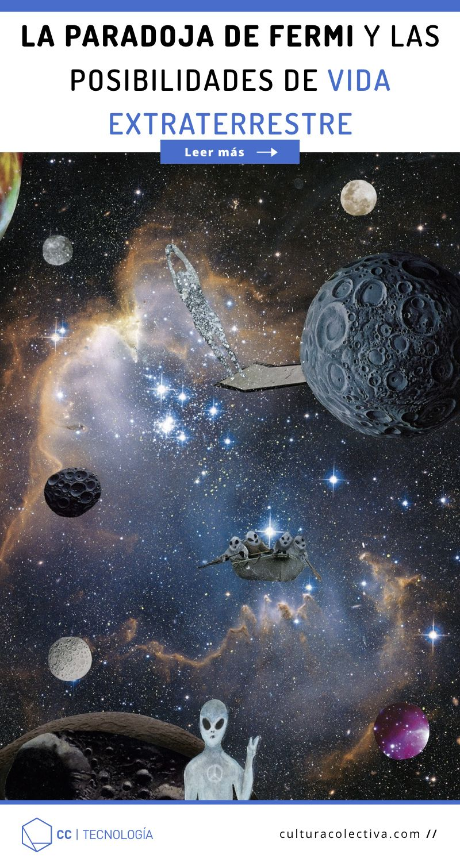 La Paradoja De Fermi Reúne Las Ideas Científicas Sobre El
