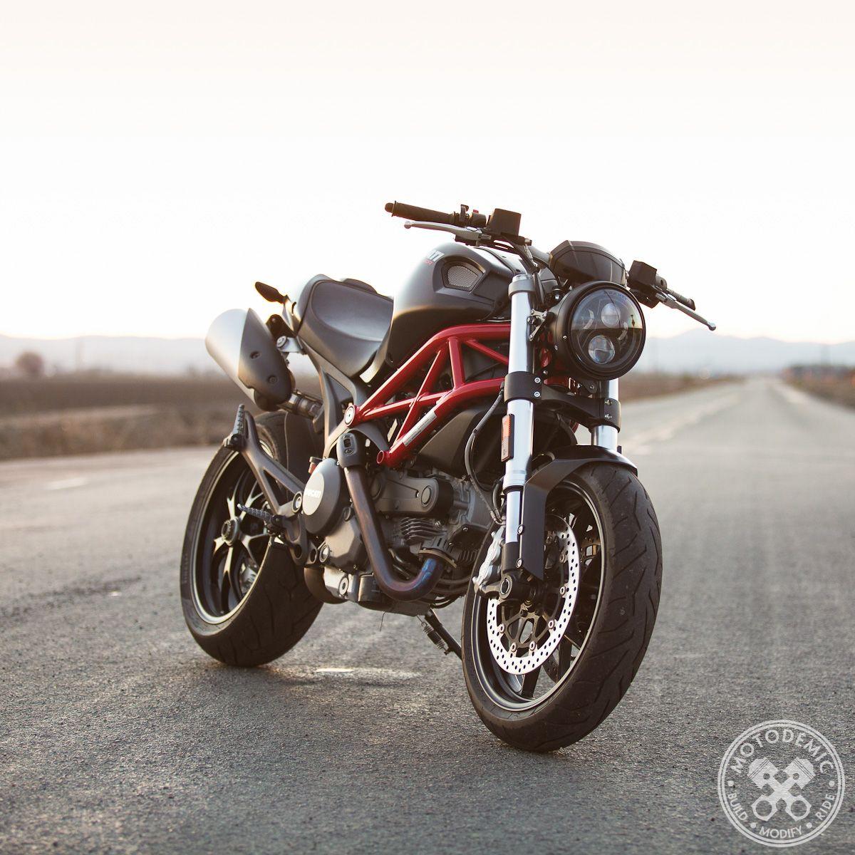 Ducati Monster Headlight Conversion 6967961100 Moto Ducati