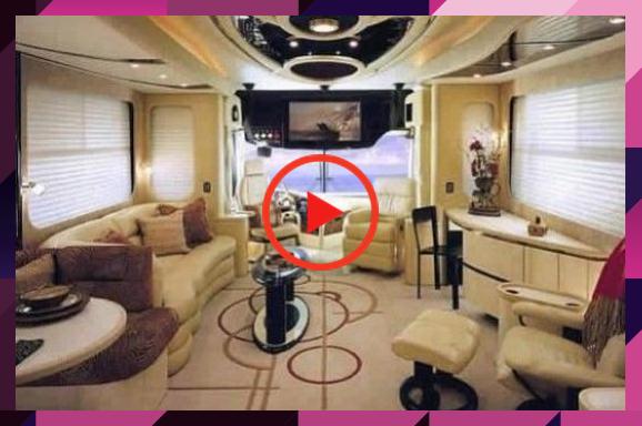 Photo of Luxus Caravan von NEWELLS # Freizeitraum # Freizeitraum # Interieur # Design …, # Karawane …