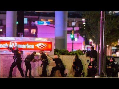 5 los policías muertos en Dallas durante protestas contra el racismo   N...