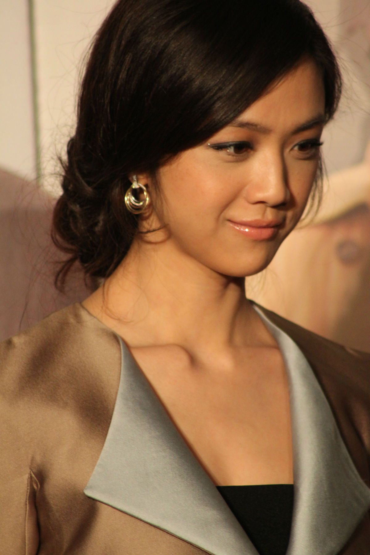 Tang Wei's (汤唯) hair + make-up | Fave People in Style ...
