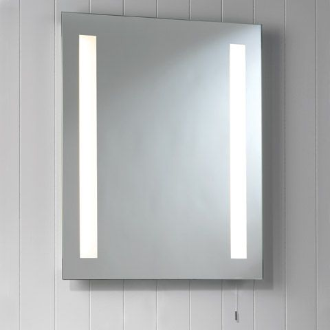 Livorno Mirror Cabinet Light Wall Mounted Mirror Bathroom Light