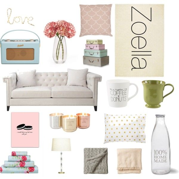 Inspired By Zoella: Home Decor, Home, Room