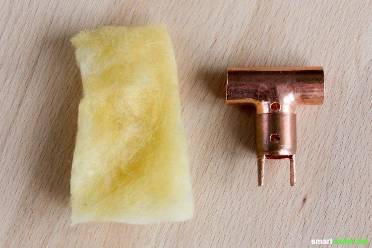 wachsfresser dauerkerze selber bauen nie mehr kerzenreste kugel pinterest anleitungen. Black Bedroom Furniture Sets. Home Design Ideas