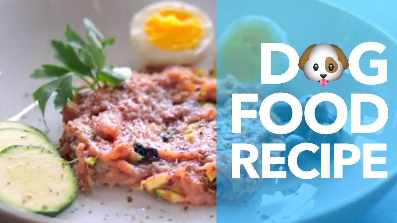 Diy Dog Food Recipe Youtube Dog Food Recipes Make Dog Food Food