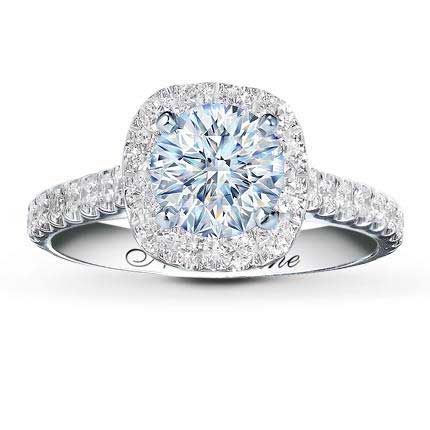 Pin By Ez On Diamond Rings Jared Engagement Rings