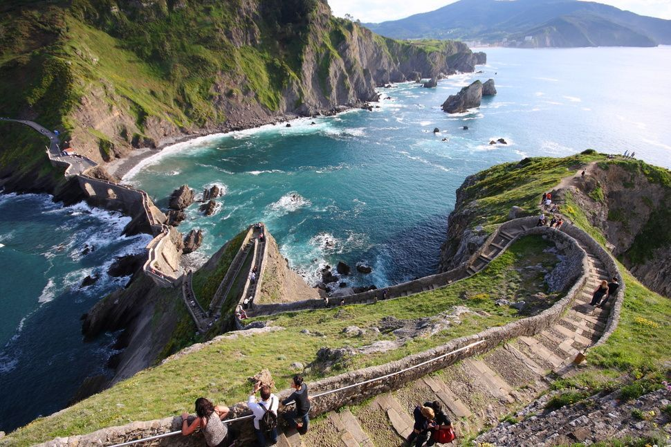 4 Game Of Thrones Season 7 Film Locations You Have To Visit In Real Life Where To Next Budget T San Juan De Gaztelugatxe Filming Locations Places To Travel
