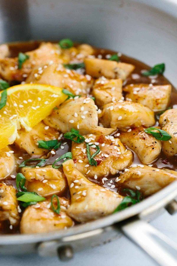 Chinese Orange Chicken #chineseorangechicken