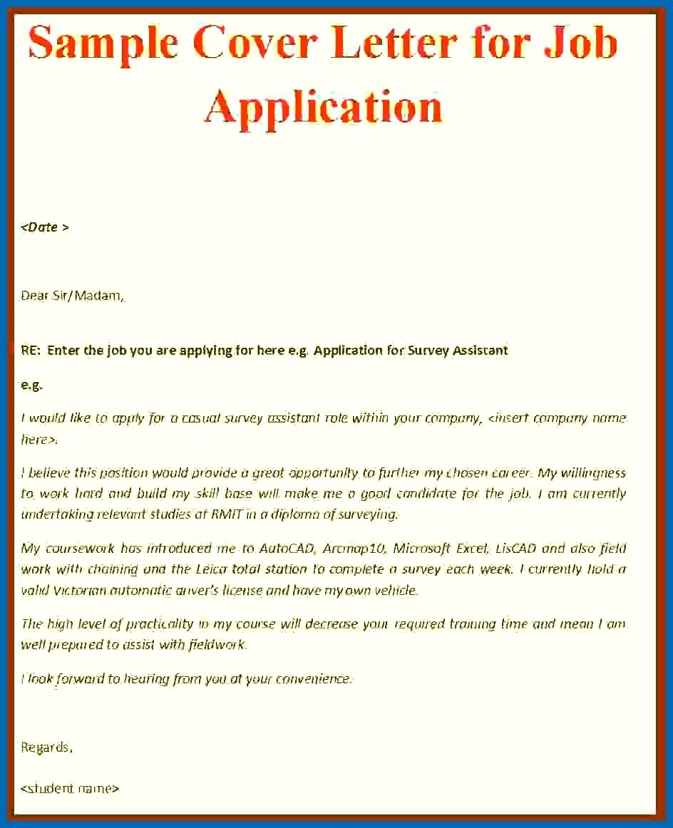 30 Cover Letter For Job Job Cover Letter Cover Letter Example