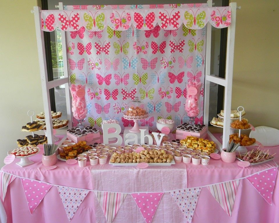 Butterfly Themed Baby Shower Candy Table By Co Ords Kidz Party Boutique Baby Shower Candy Table Baby Shower Candy Baby Shower Themes