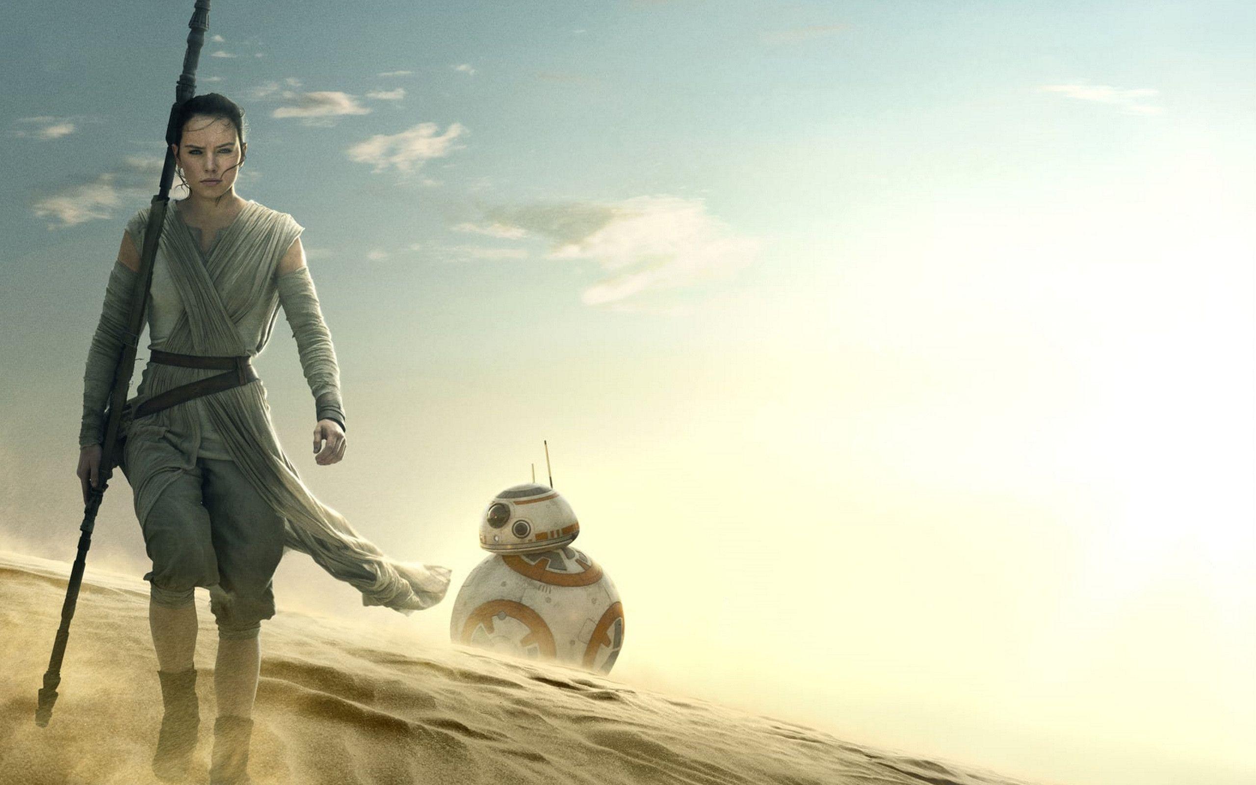 Rey Star Wars Wallpapers High Resolution Rey Star Wars Star Wars Wallpaper Star Wars