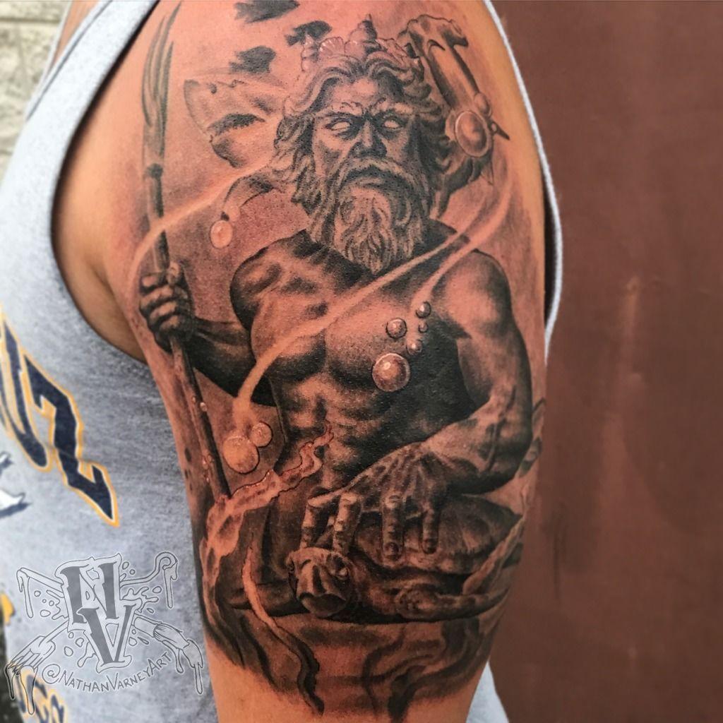 King Neptune Tattoos Navy Wwwtopsimagescom