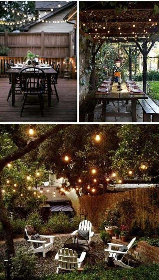 Nice Modest Lighting Outdoor Living Outdoor Rooms