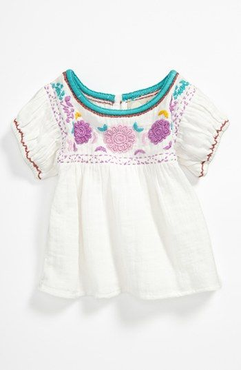 Peek Ashley Top (Infant) available at #Nordstrom