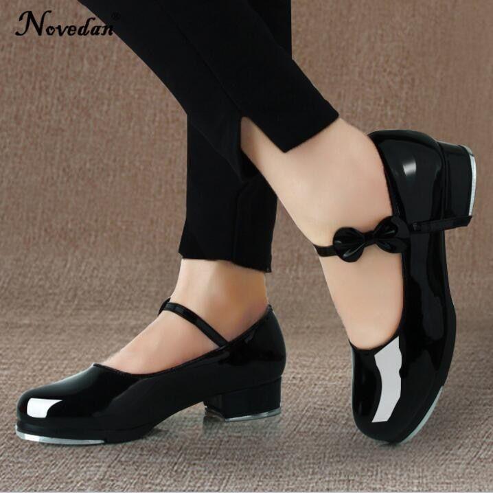 Tap dancing shoes, Dance shoes