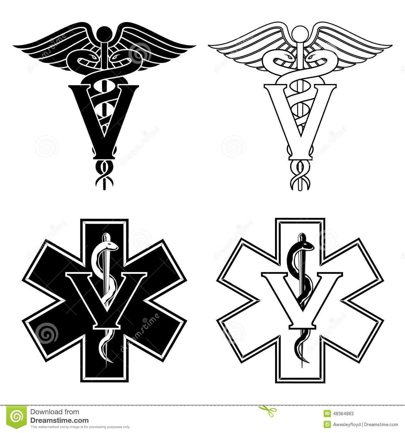 veterinarian symbols Google Search Medical symbols