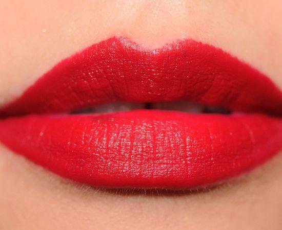 Rouges à Lèvres Giambattista Valli X MAC, testé et (très) approuvé (swatchs inside)