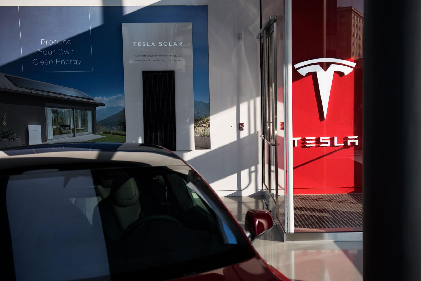 If there's any doubt Tesla isn't just a car company