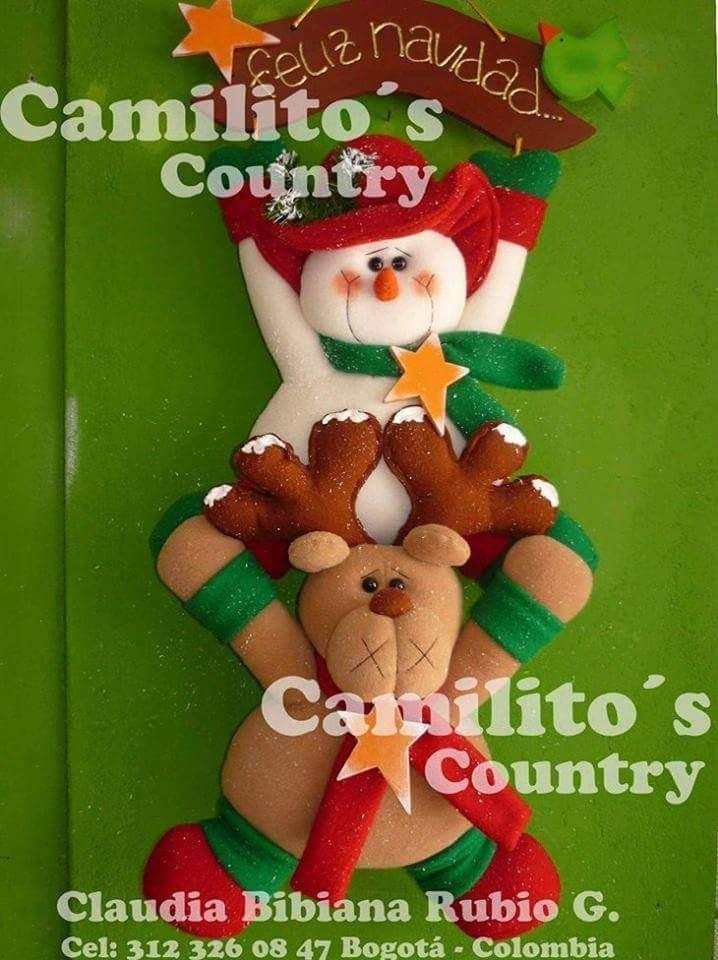 Manualidades y detalles http manualidadeshiyardy - Detalles de navidad manualidades ...