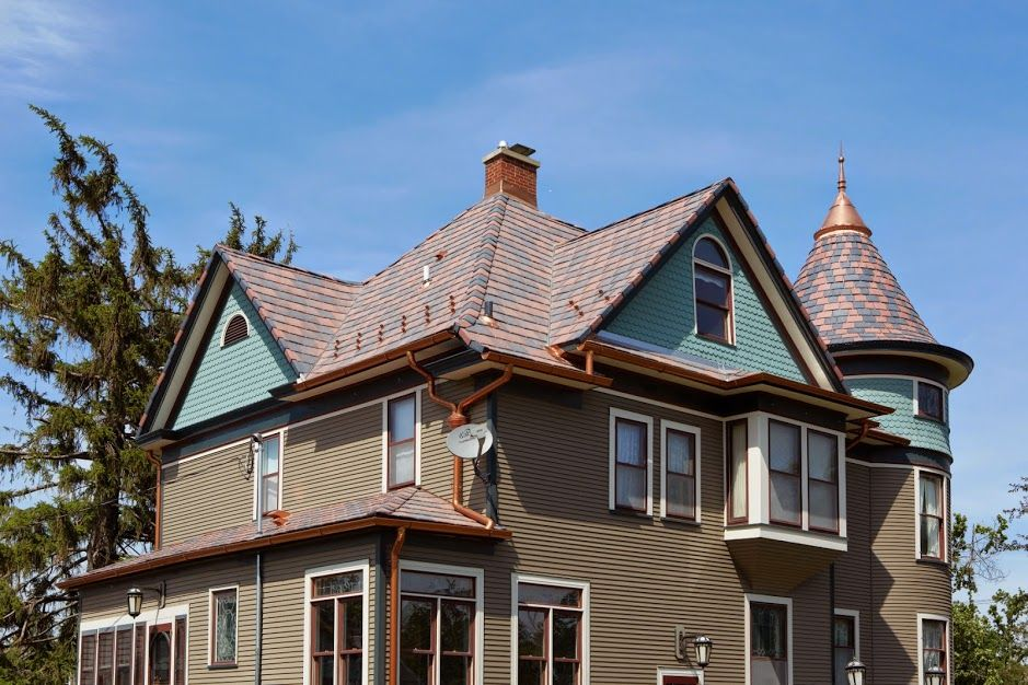 Best Gorgeous Slate Roof By Davinci Metric Roofing Calculator 400 x 300