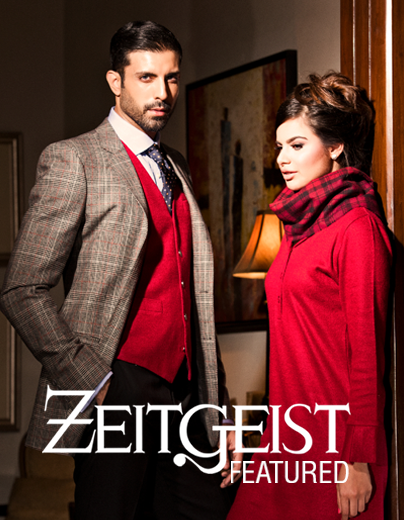 Zeitgeist Exclusive Winter Collection For Boys and Girls