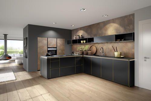 Moderne Küchen stilvoll, innovativ nolte-kuechende kuchnia - www nolte küchen de