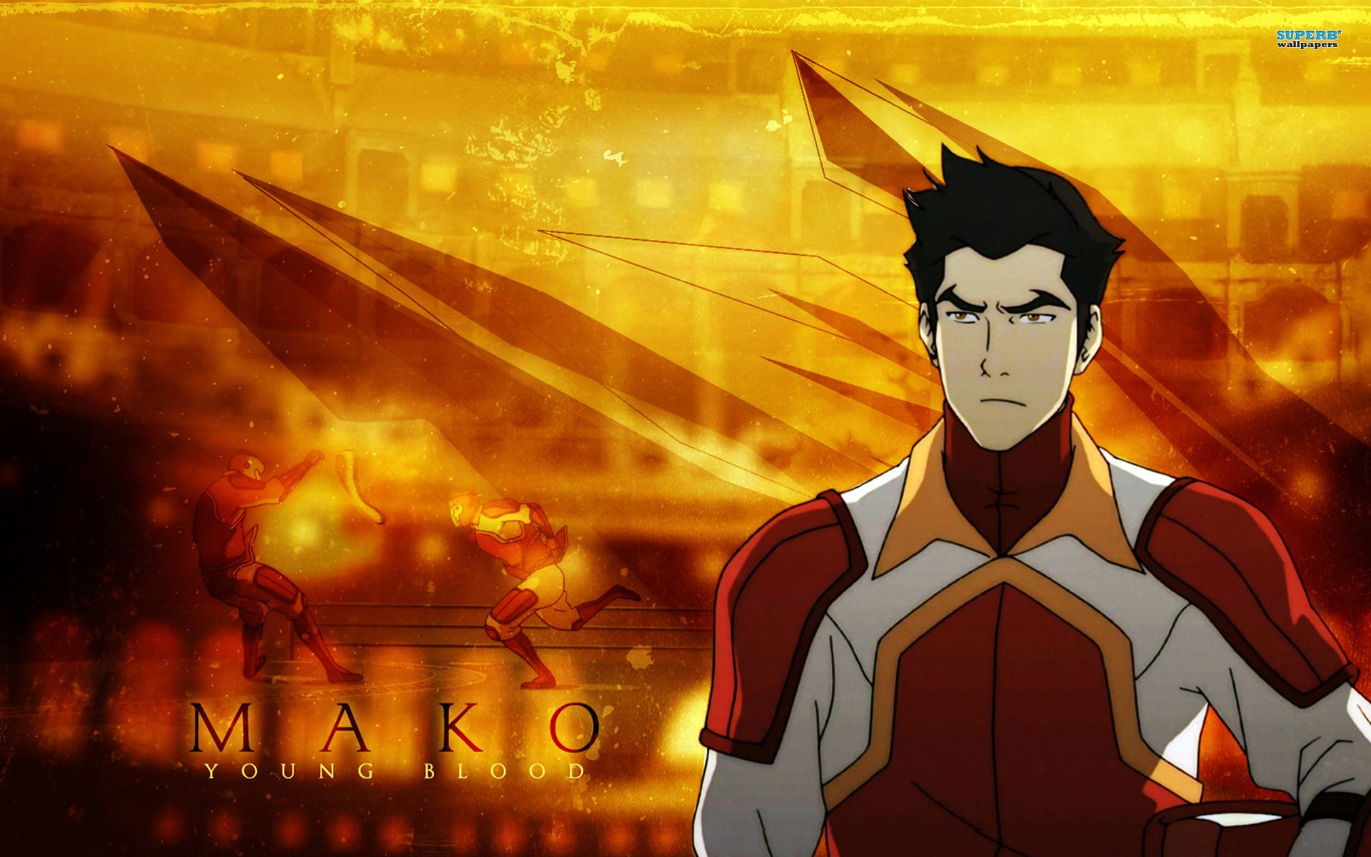 Mako Avatar The Legend Of Korra Wallpaper Anime Wallpapers Legend Of Korra Mako Legend Of Korra Korra