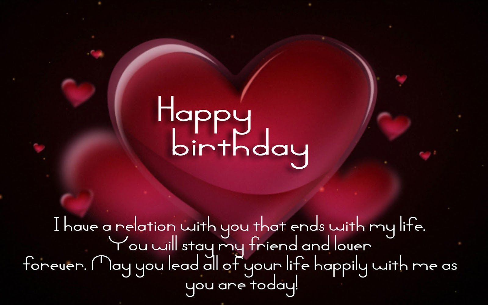 Birthday Love Quotes Endearing Happy Birthday Love Quotes Images Poems Messages  Happy Birthday
