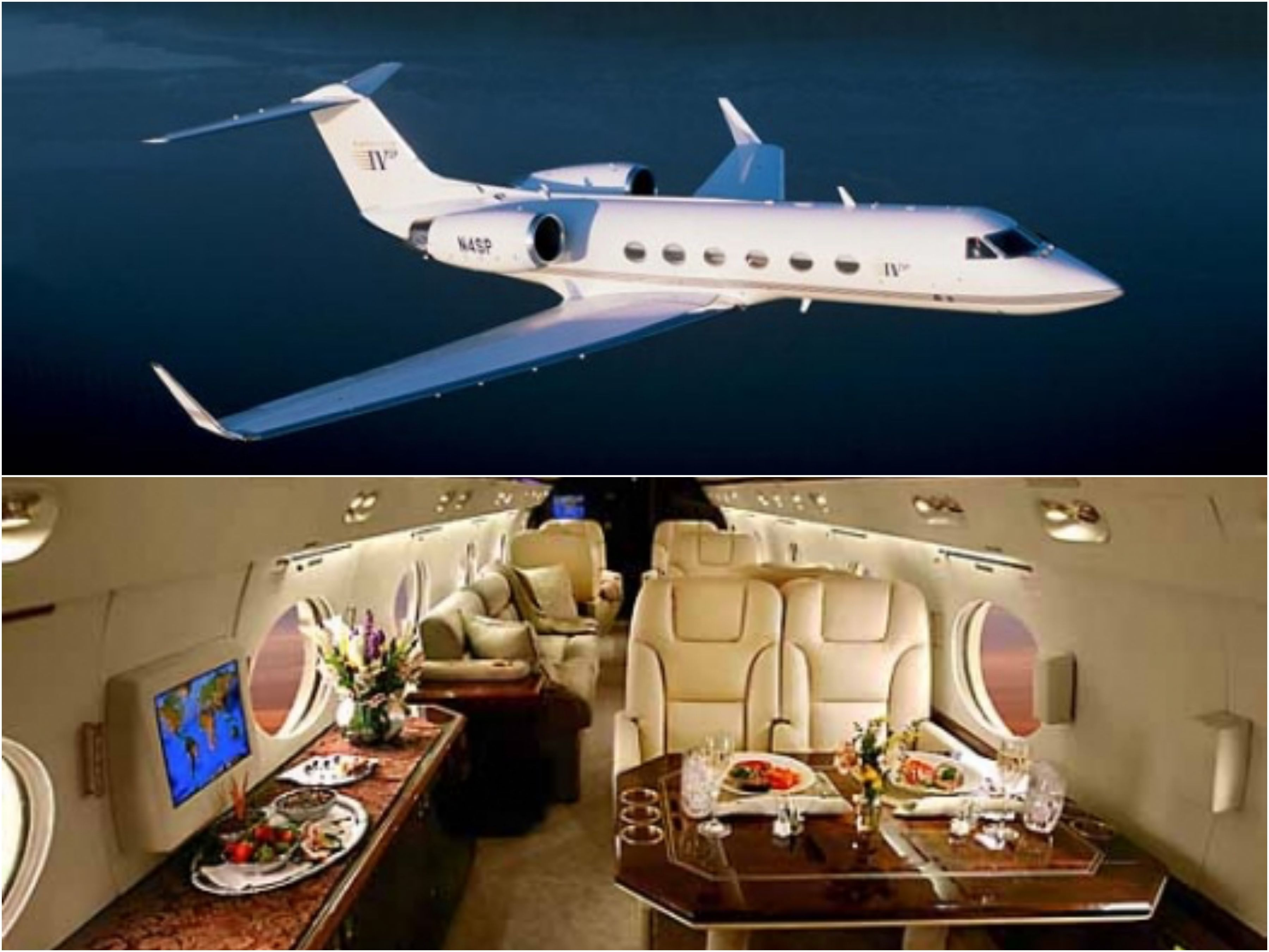 Tom Cruise Personal Jet 36m Personal Jet Millions Of