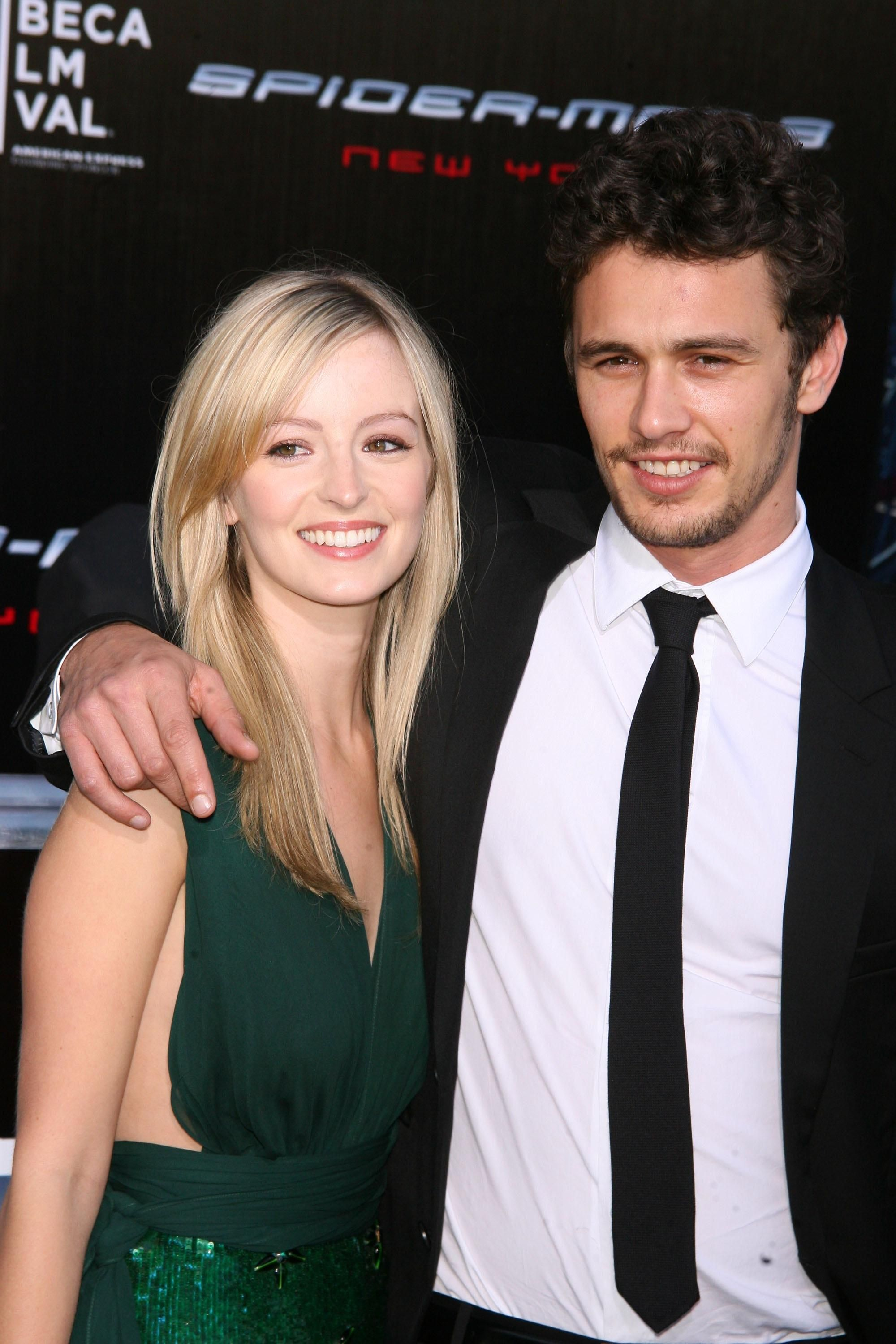 James Franco and Girlf...