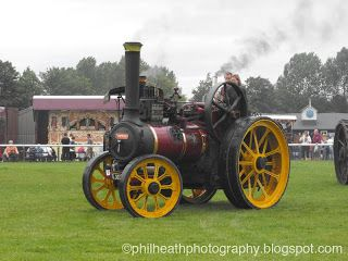 Phil Heath Photography: Driffield Steam Fair - August 2011: Part 5 #philheath