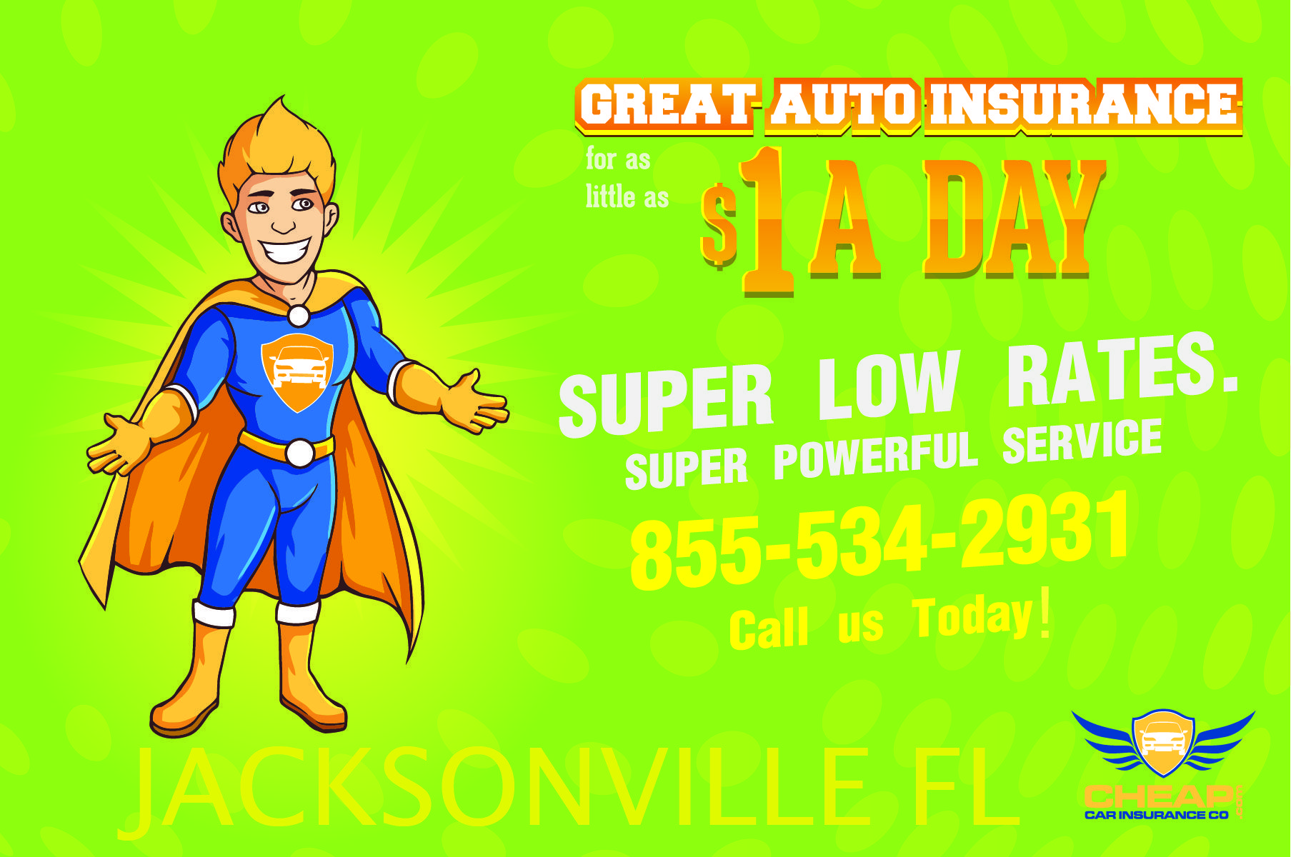 Cheap Car Insurance in Jacksonville,FL Find Cheapest Car