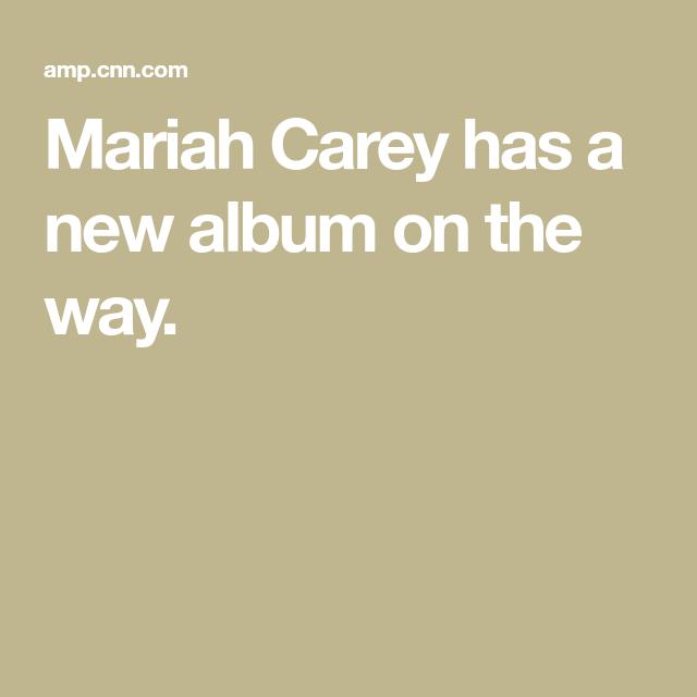 Mariah Carey Announces New Album Called The Rarities Mariah Carey Mariah Carey Eminem Mariah