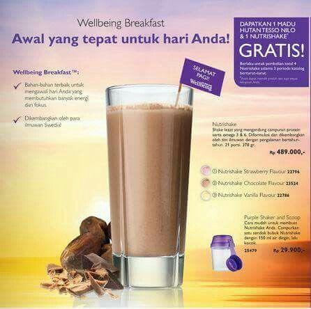 Pantai Indah Kapuk Pik Nutrition Drinks Nutrishake Oriflame Indah