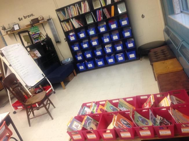 From Mrs.D's Classroom | Gathering Area