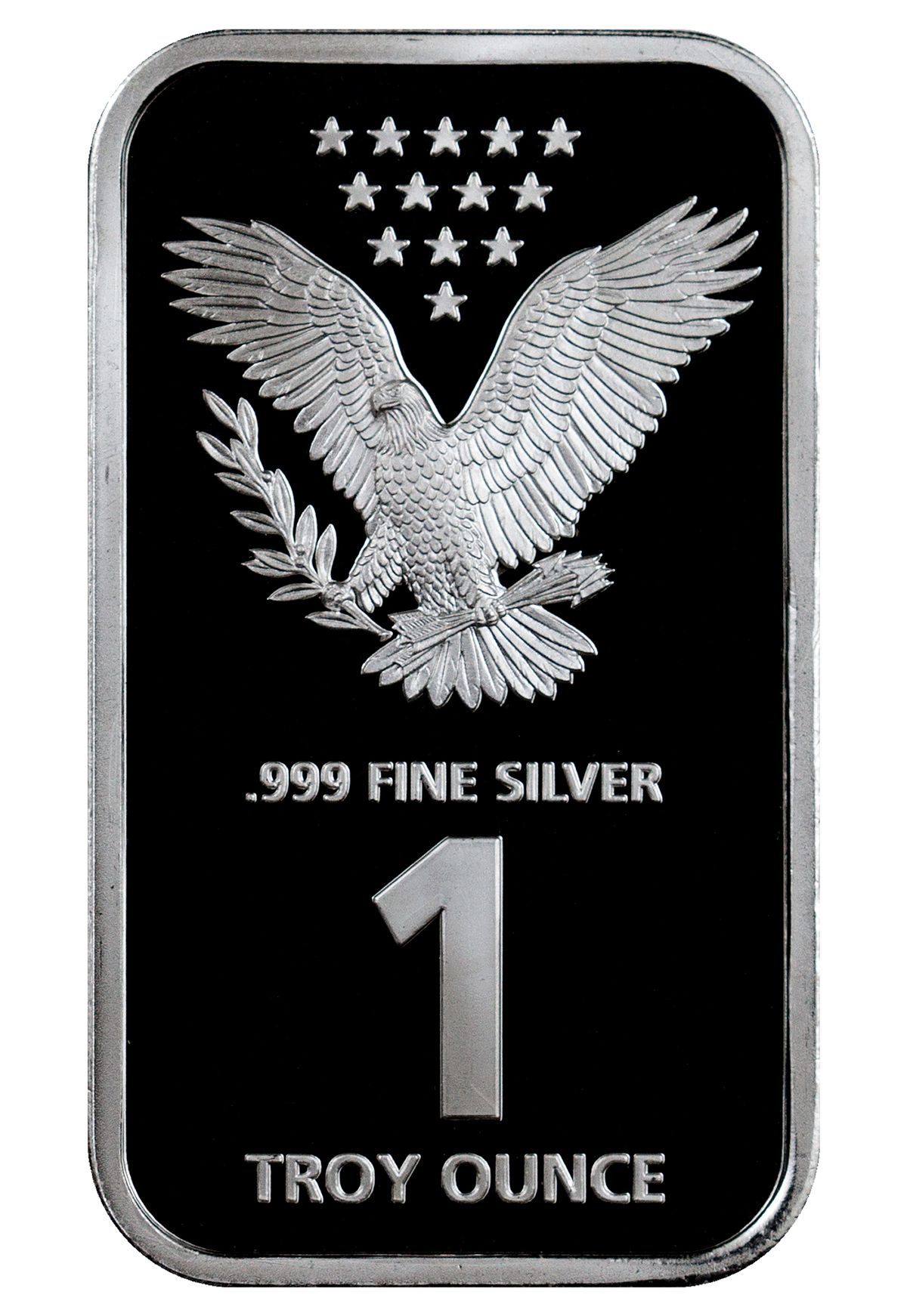 Republic Metals Corporation Statue Of Freedom 1 Oz Silver Bar Silver Bars Silver Copper Coins