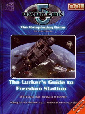 Babylon 5 Lurker S Guide Babylon 5 Babylon Best Sci Fi Series