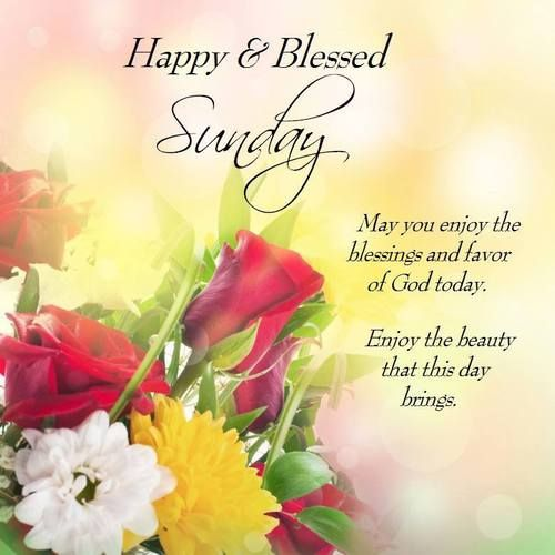 happy sunday quotes bible - photo #24