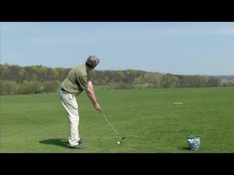 Simple Same Plane Golf Swing Demo Best Online Golf Instruction