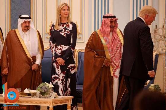 صور ايفانكا ترمب بالسعودية
