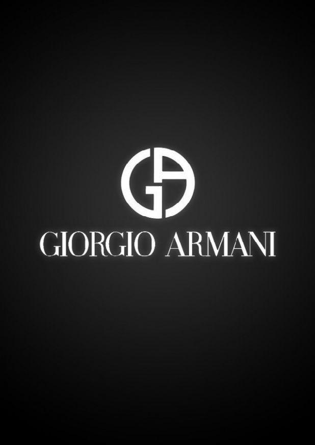 giorgio armani logo google search graphics 2 research