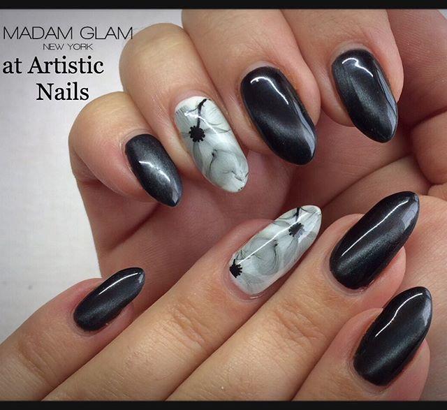 madam_glam #catseye in Supernatural Power   Ногти   Pinterest ...