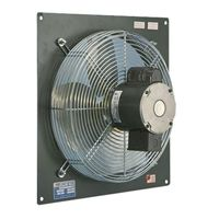 Wall Mount Panel Type Exhaust Fan 10 Inch 2 Speed 690 Cfm Direct Drive P10 3 Exhaust Fan Fan Exhaust Fan Kitchen