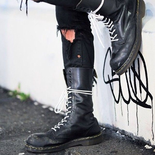 The Dr. Martens 1914 14-Eye Boot. Available online and in shops now.