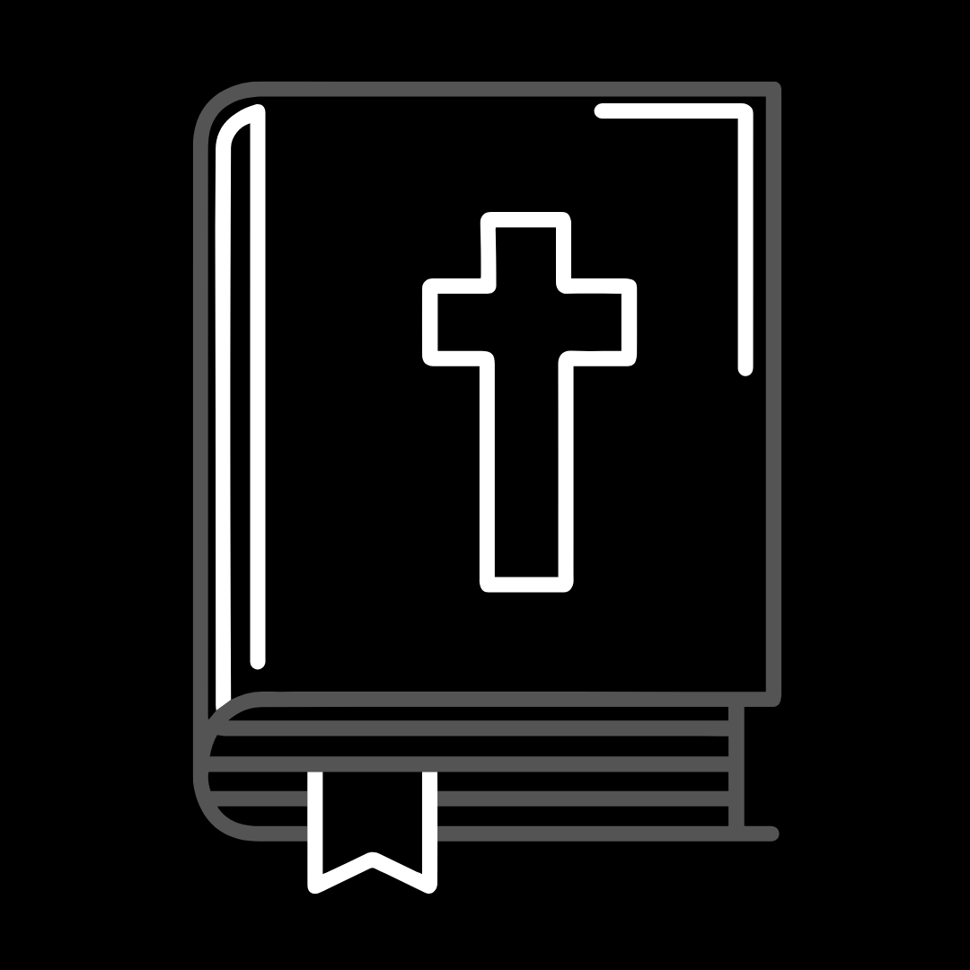 Bible App Icon Black And White Bible Apps Black App App Icon