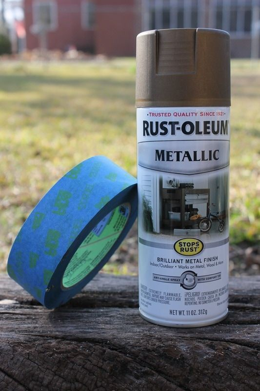 Rust Oleum Metallic Closest Match To Delta Champagne