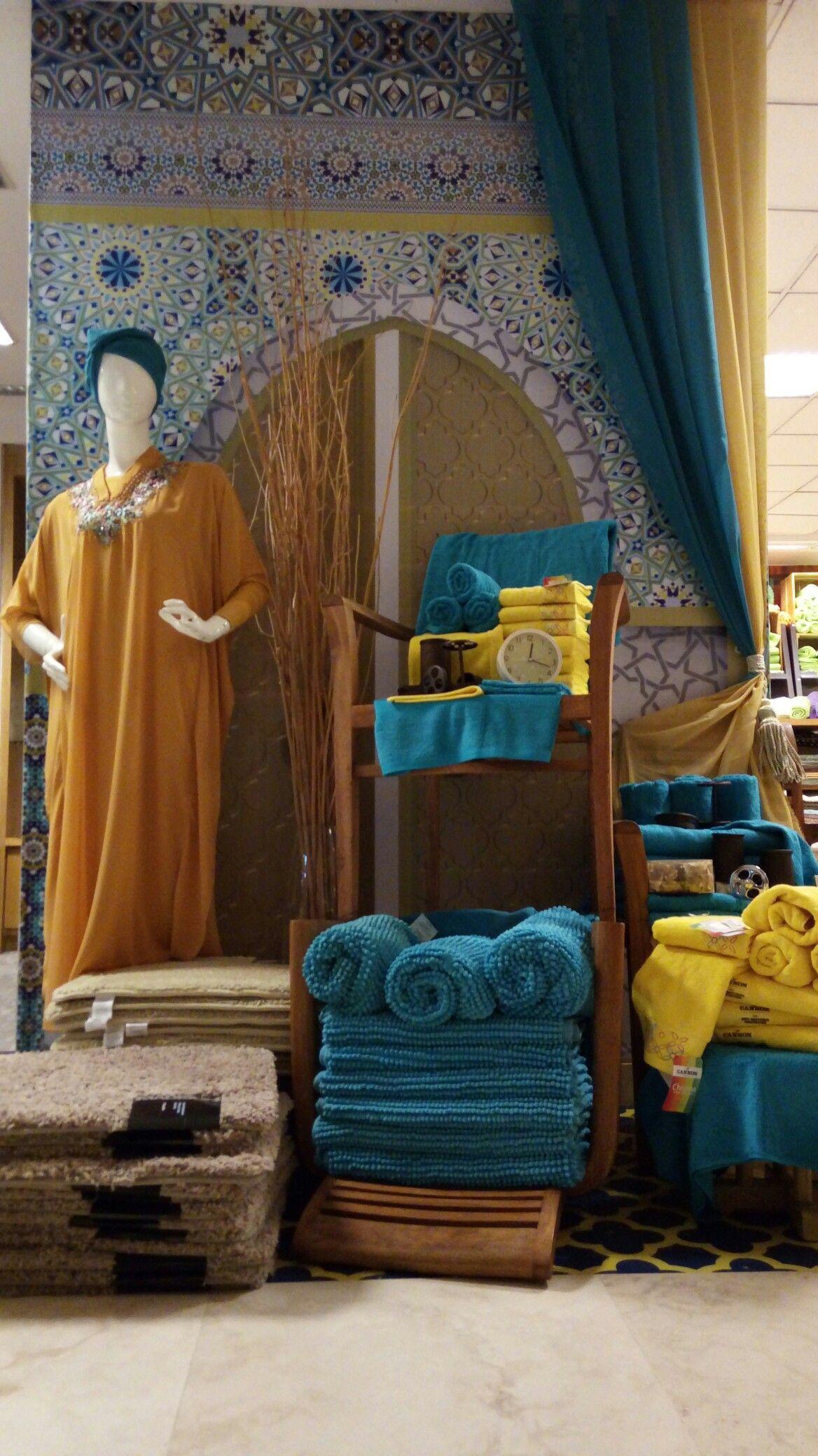 #visual #merchandising #display #home #creative #ideas #metro #Senayan #square #indonesia