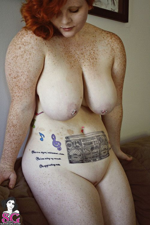 Chubby nude freckled girls #11